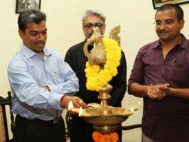 Inauguration of the Vinsan Academy of Film & Media