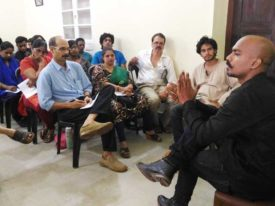 Lyric Writing Workshop